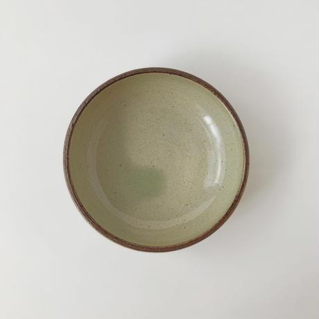 4寸丸鉢(しのぎ白)