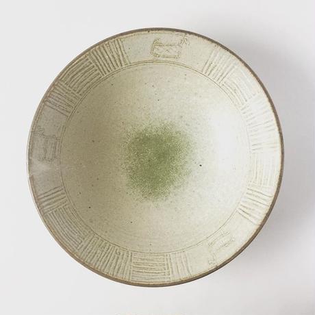 ヒージャー鉢(紋様)