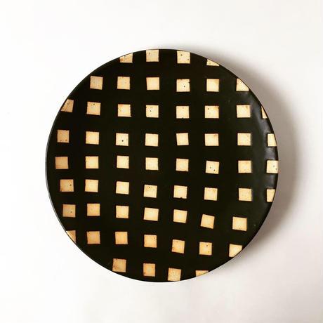 モノクロ皿(四角)