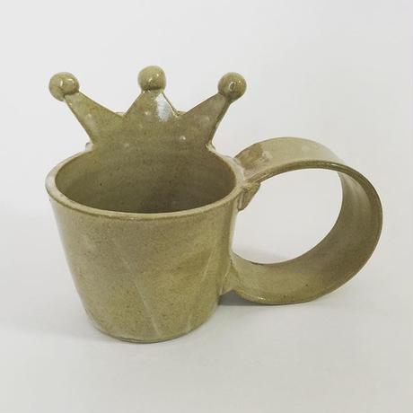 クラウンマグカップ
