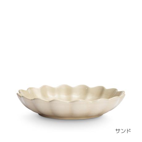 オイスターボウル【丸深皿24cm】
