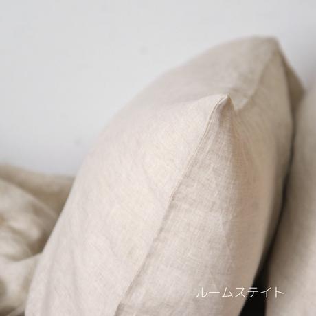 【枕カバー】ヴィンテージリネン