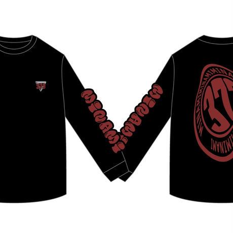 373 Long T-Shirt (BLACK CHELLY)