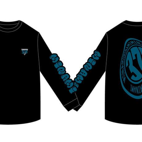 373 Long T-Shirt (DEEP SEA)
