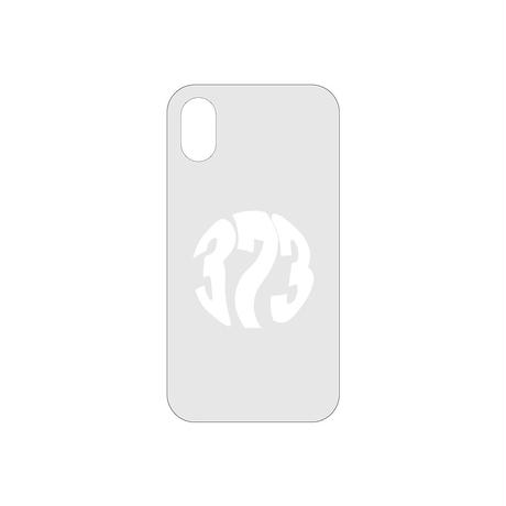 373 CLEAR  iPhone Case(type  X, Xs)
