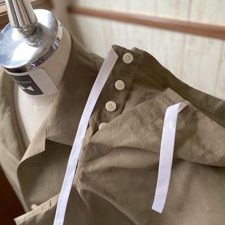 cotton&linen set up / コットンリネン セットアップ