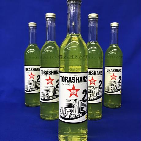 【SPASHAN トラシャン2 (500ml)】洗うだけで簡単ガラスコーティング ※トラック専用ガラスコーティング