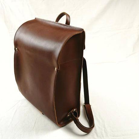 contessa / コンテッサ oilleather dome rucksack cbrown [CMAK1020]