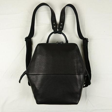 -Less / レス HEXAGON leather ruck sizeS [LMSB-0500]
