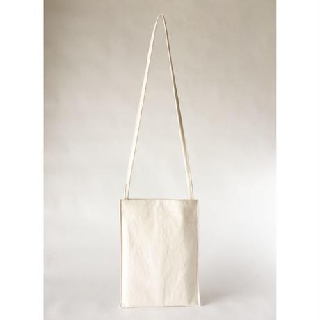 □在庫あり□ simple sacoche - off white -