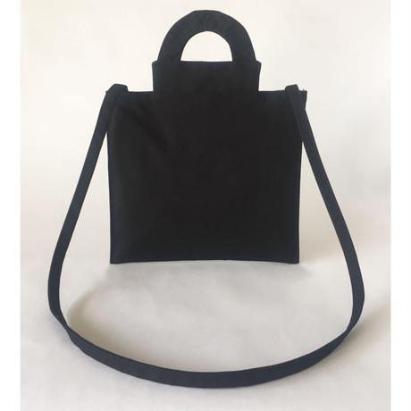 □在庫あり□ arch mini shoulder - black -
