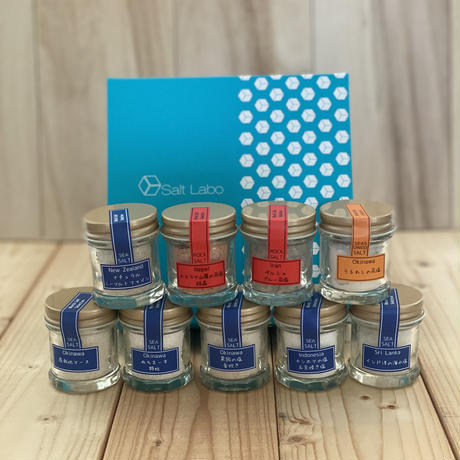 jewel salt box ミネラルソルト(9種)