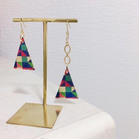 カラフル三角