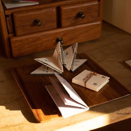 豆本鑑賞部パーソナル Personal Small Book Showing