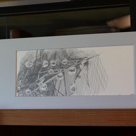 Original Drawings ペン原画