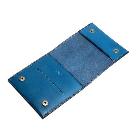 One Wallet  /  Marine Blue