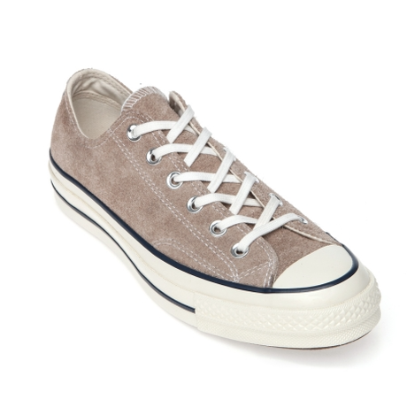 [CONVERSE] Chuck Taylor All Star 1970`s  LOW (Suede Beige)