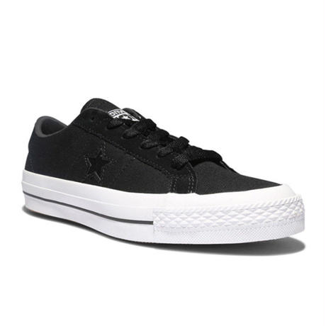 Converse CONS One Star Pro Ox Black Canvas