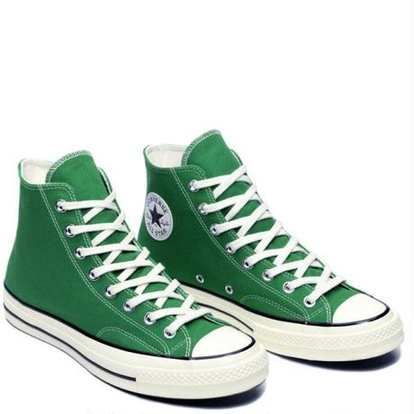 New style [CONVERSE] CHUCK TAYLOR ALL STAR 1970`s HI Green 161441C