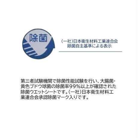 F09-17 日本製除菌シート FR平型 700本入り
