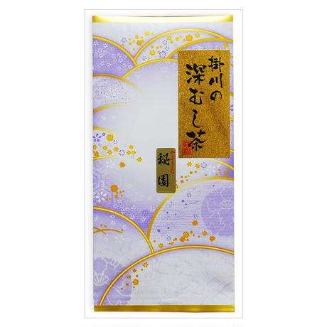 深蒸し茶 秘園(ひえん) 100g