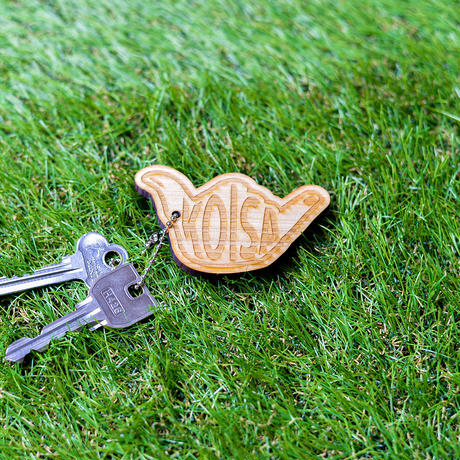KOISA WOOD KEY HOLDER