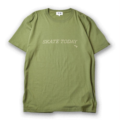 SKATE TODAY TEE