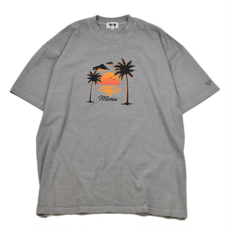 SS SUNSET PIGMENT DYED TEE