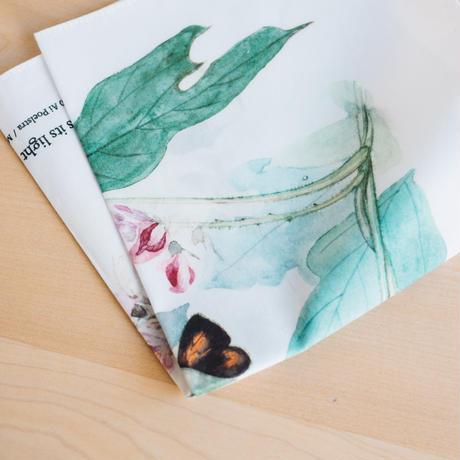ハンカチ(Ai Poelstra / MINOU BOOKS & CAFE)