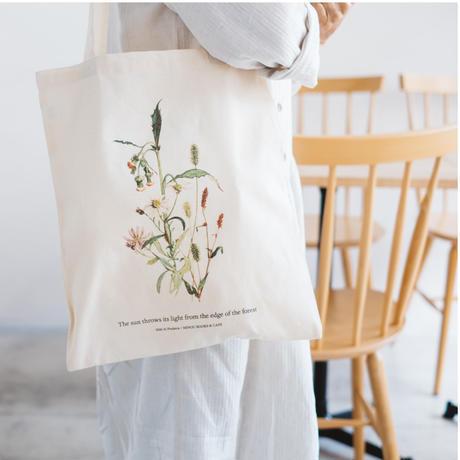 トートバック(Ai Poelstra / MINOU BOOKS & CAFE)