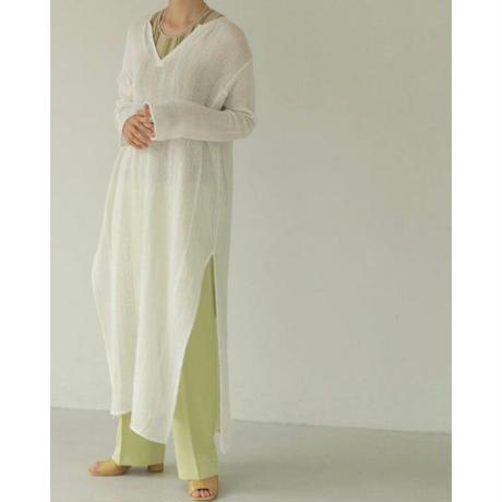 TODAYFUL Mesh Slit Dress 12110304 T3035