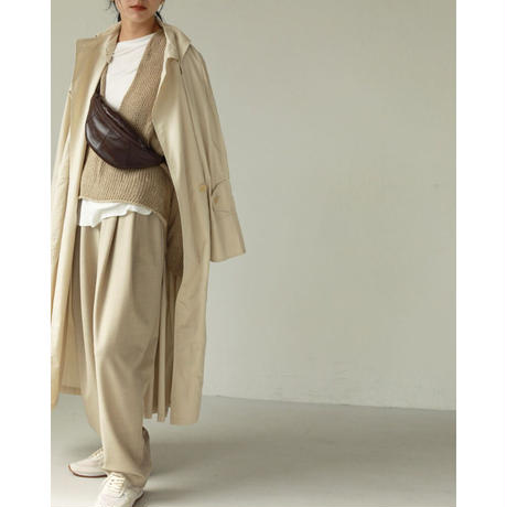 TODAYFUL|Tuck Over Trenchcoat|12010002|J3005
