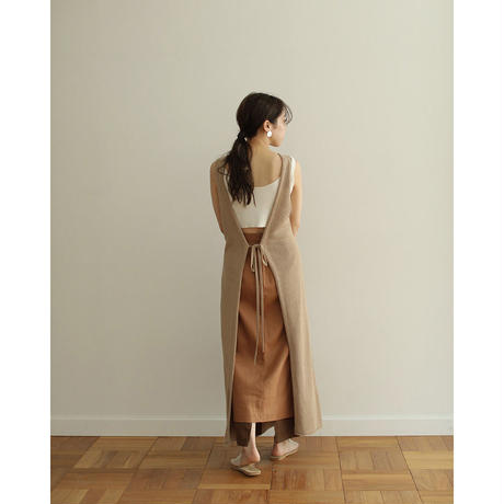 【   TODAYFUL | トゥデイフル 】 Knit Apron Dress |  11910324