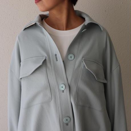Abientot original item! オーバーシャツスプリングジャケット J1007
