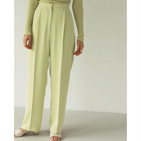 TODAYFUL Pique Tuck Trousers 12110707 P3004