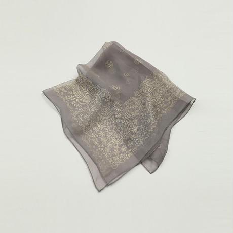 【  TODAYFUL | トゥデイフル 】 Silk Sheer Scarf | 11911075