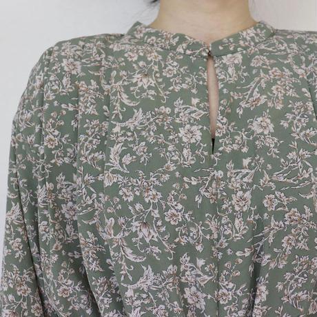 Abientot original item!|オリジナル2WAY花柄ワンピース|O3002