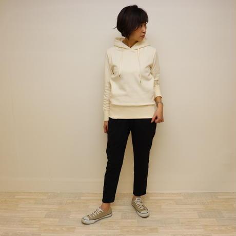 【 Aima+saie | アイマサイエ 】 サイドジップパーカー | color:オフホワイト  |  493913