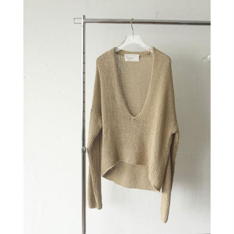 TODAYFUL|Uneck Hand Knit|12110506|T3019