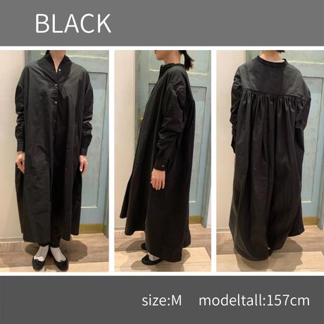 Abientot select!|別注バックギャザーロングシャツ|T3018