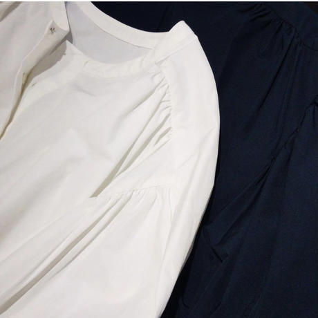 Abientot select!|比翼ヘンリーネックロングシャツ|T2135