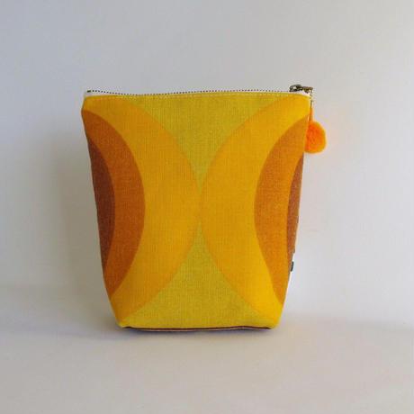 vintage fabric porch (flowor vase)