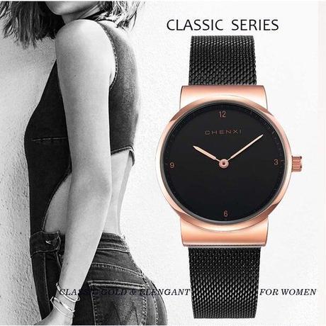ペアウォッチ カップル クォーツ式 腕時計 3ATM防水機能 2点セット 男女ペア ギフト プレゼント 3色 送料無料 (kk01292)
