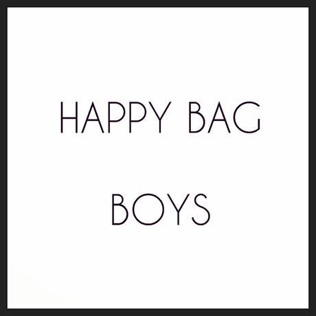 HAPPYBAG【送料無料】BOYS
