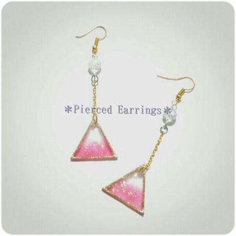 【新作】Triangle × Pink