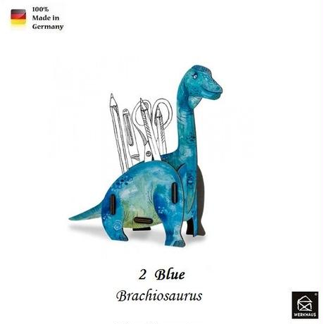 NEW☆ドイツ【WERKHAUS (ヴェルクハウス)】ペンスタンド 恐竜シリーズ  全3種