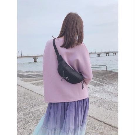 NEW☆ドイツ 大人気 信号キャラクター【アンペルマン】ボディバッグ 黒