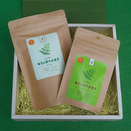 【ギフトセット】モリンガのチカラ タブレット&ティーバッグ