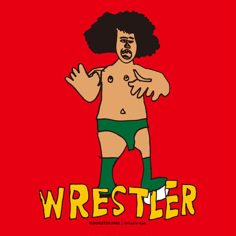 WRESTLER    KID's T-shirts