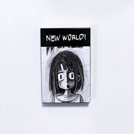 """相対性理論『天声ジングル』カセットテープ(特典付)  / """"Tensei Jingle"""" cassette tape"""
